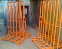 Powder Coated Steel A Frame