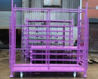 Powder Coated Steel Stillage